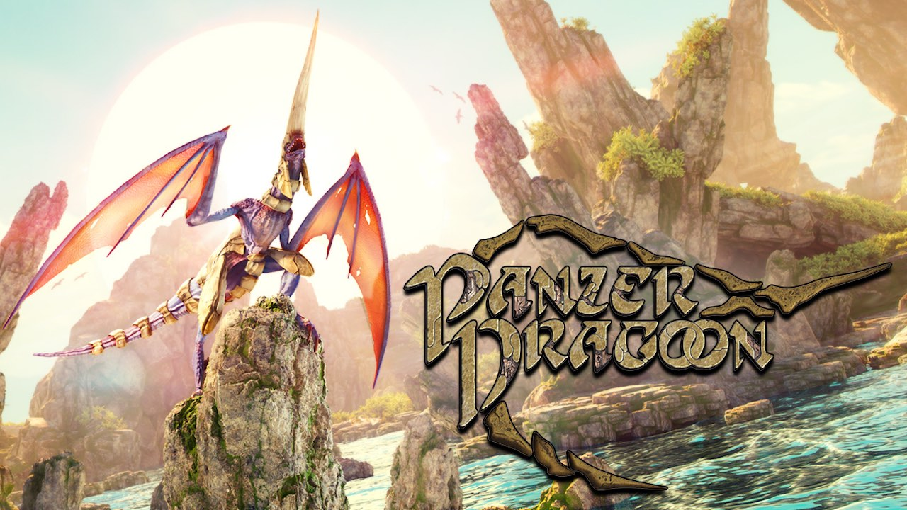 Panzer Dragoon: Remake E3 2019 Key Art