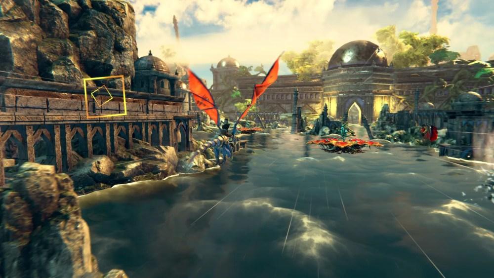 Panzer Dragoon: Remake E3 2019 Screenshot 2