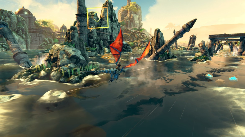 Panzer Dragoon: Remake E3 2019 Screenshot 3
