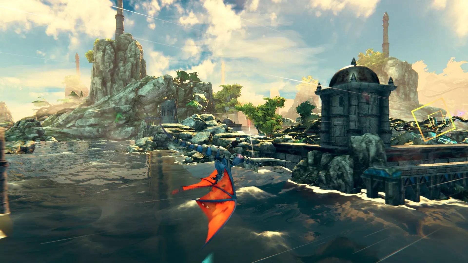 Panzer Dragoon: Remake E3 2019 Screenshot 4