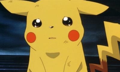 Pikachu Crying Screenshot