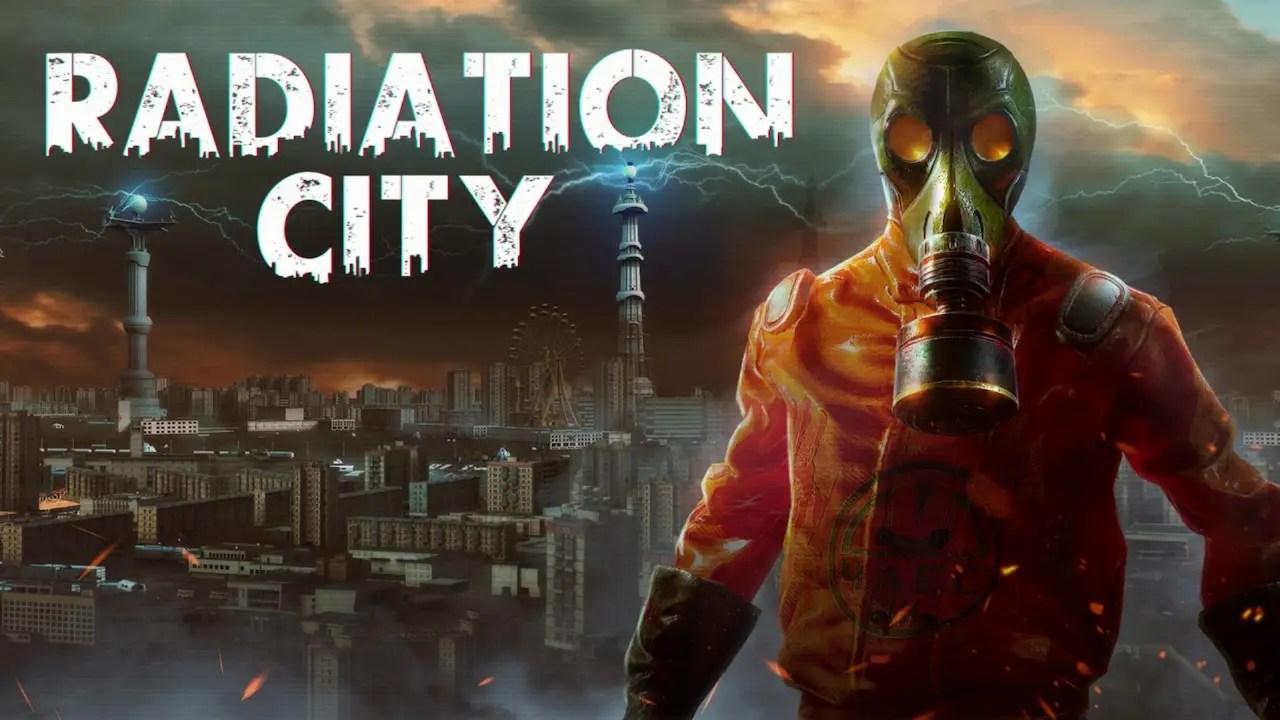Radiation City Key Art