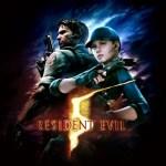 Resident Evil 5 Key Art