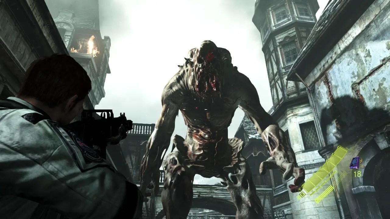 Resident Evil 6 Nintendo Switch Screenshot 4