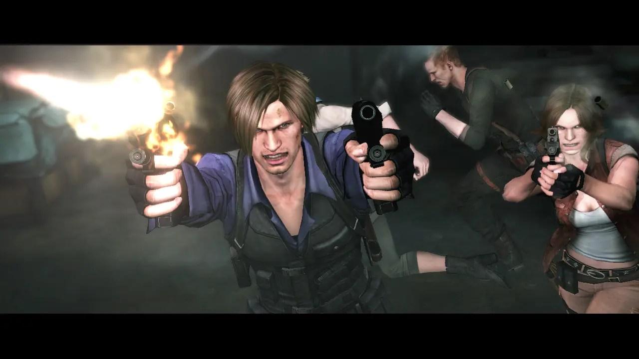 Resident Evil 6 Nintendo Switch Screenshot 6