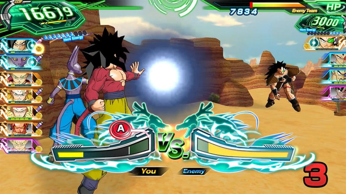 Super Dragon Ball Heroes World Mission Review Screenshot 2