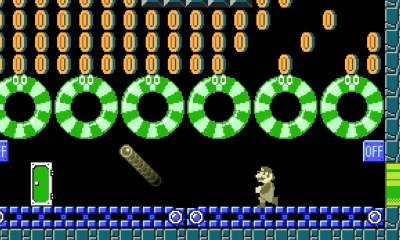 Super Mario Maker 2 Superball Flower Screenshot