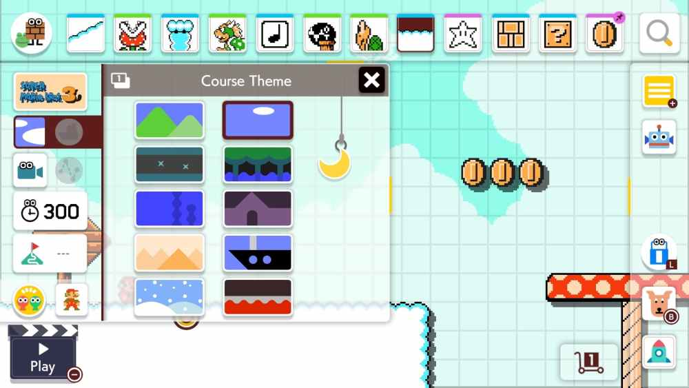 Super Mario Maker 2 Preview Screenshot 7