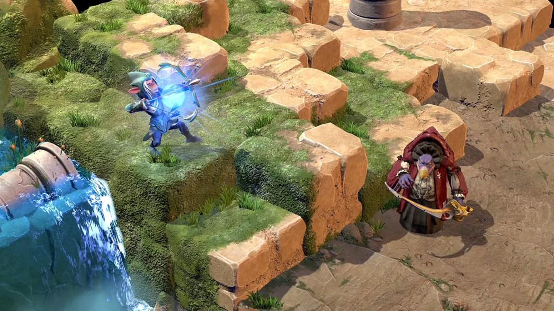 The Dark Crystal: Age of Resistance Tactics E3 2019 Screenshot 1