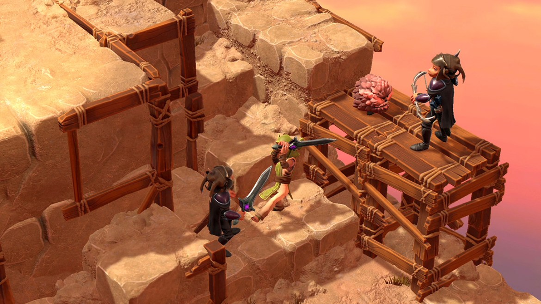 The Dark Crystal: Age of Resistance Tactics E3 2019 Screenshot 5