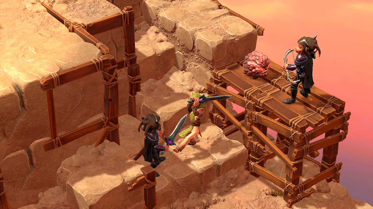 The Dark Crystal: Age of Resistance Tactics E3 2019 Screenshot 5