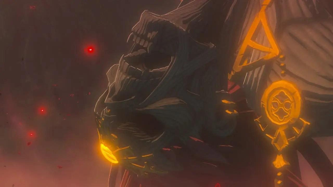 The Legend of Zelda: Breath of the Wild Sequel E3 2019 Screenshot
