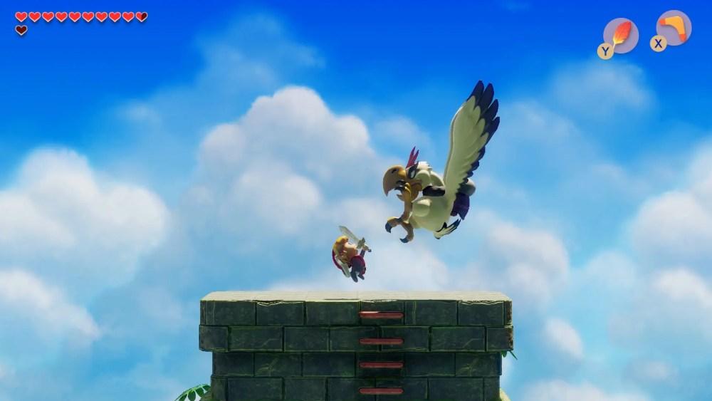 The Legend of Zelda: Link's Awakening E3 2019 Screenshot 5