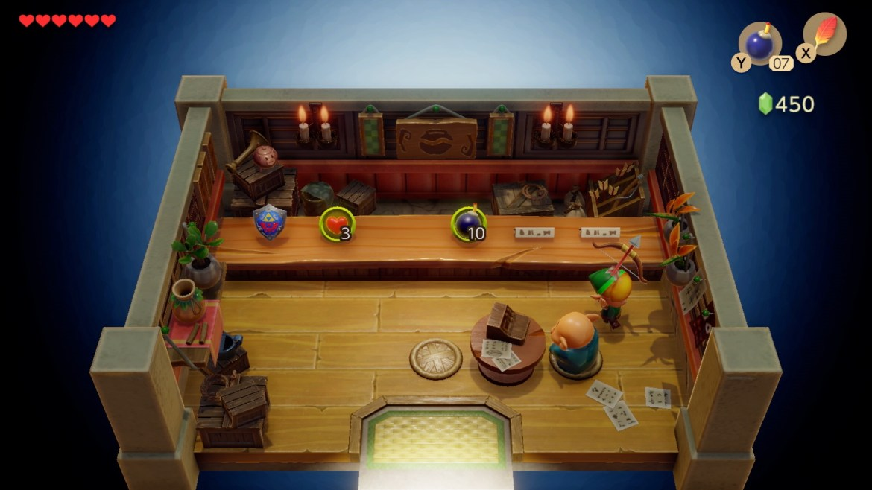 The Legend of Zelda: Link's Awakening E3 2019 Screenshot 9