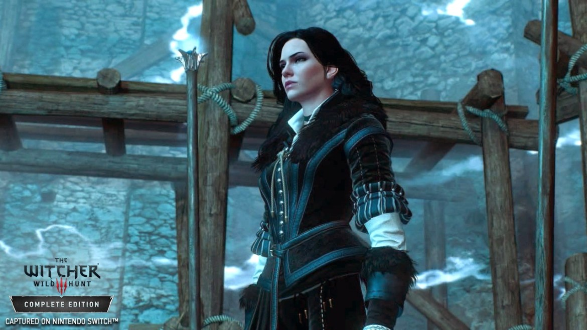 The Witcher 3: Wild Hunt Complete Edition E3 2019 Screenshot 11