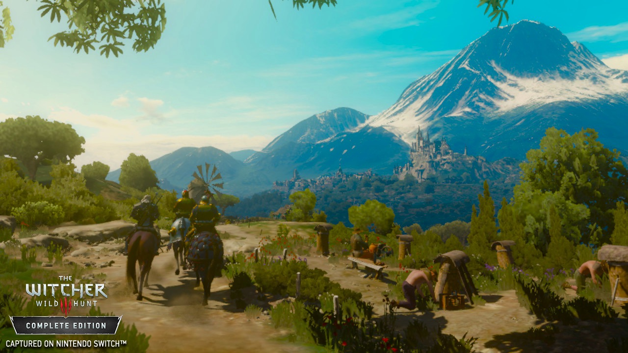 The Witcher 3: Wild Hunt Complete Edition E3 2019 Screenshot 3