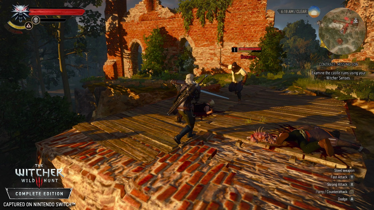 The Witcher 3: Wild Hunt Complete Edition E3 2019 Screenshot 6