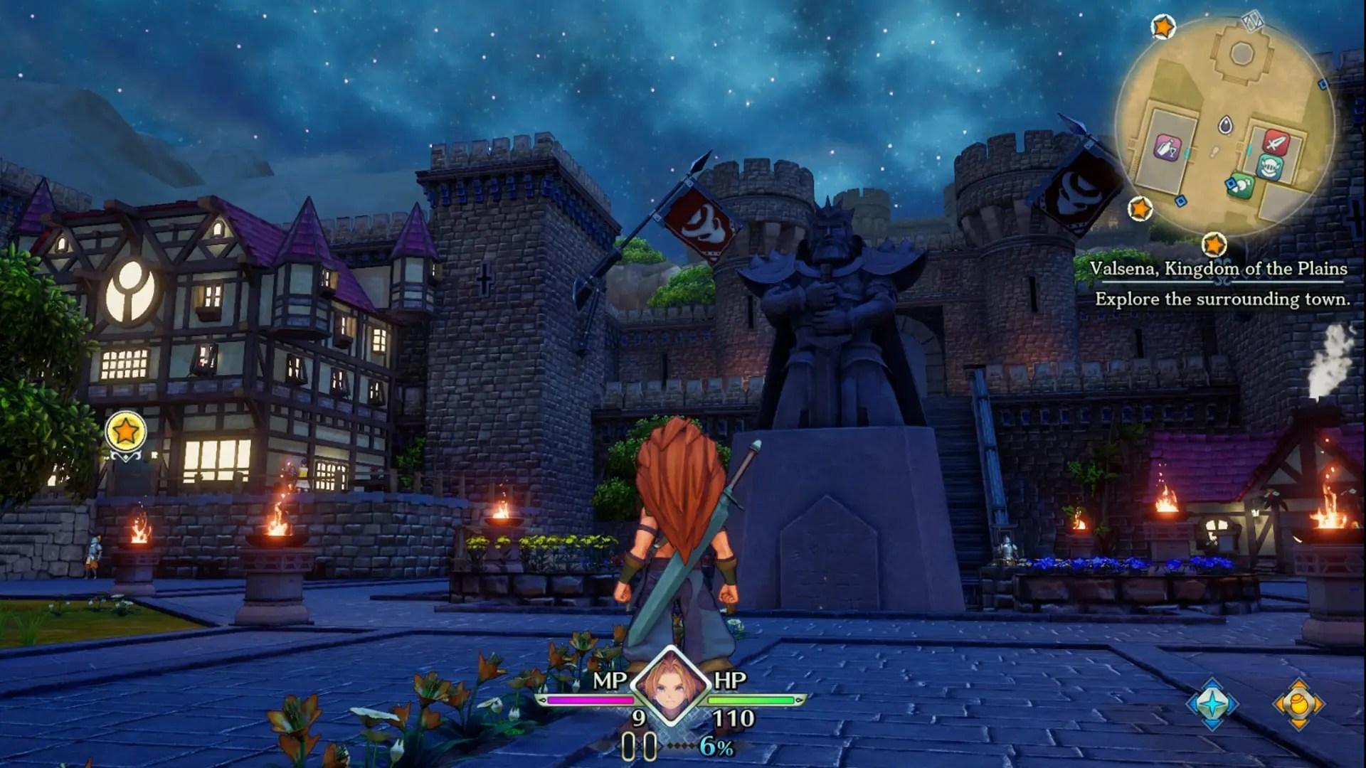 Trials of Mana E3 2019 Screenshot 2