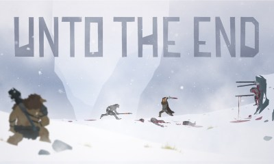 Unto The End Logo