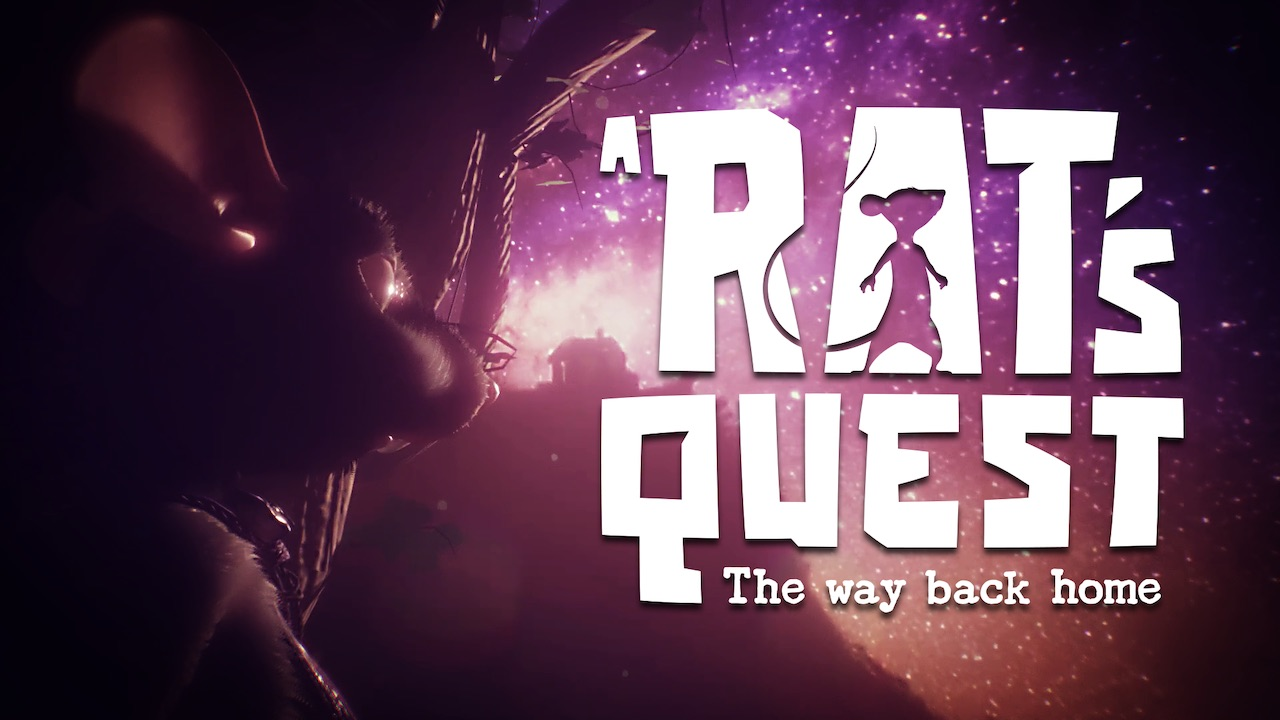 A Rat's Quest: The Way Back Home Scurries Towards Nintendo