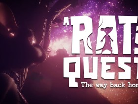 A Rat's Quest: The Way Back Home Logo