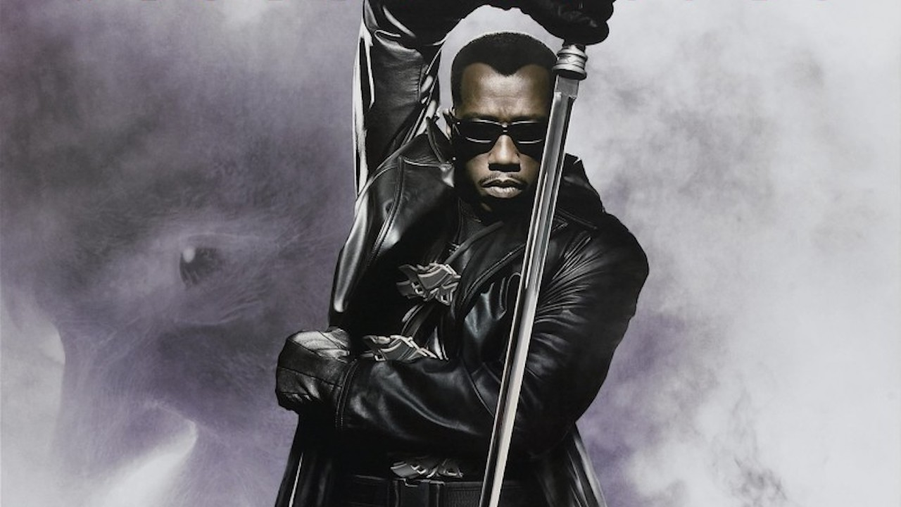 Blade 2 Wesley Snipes Photo