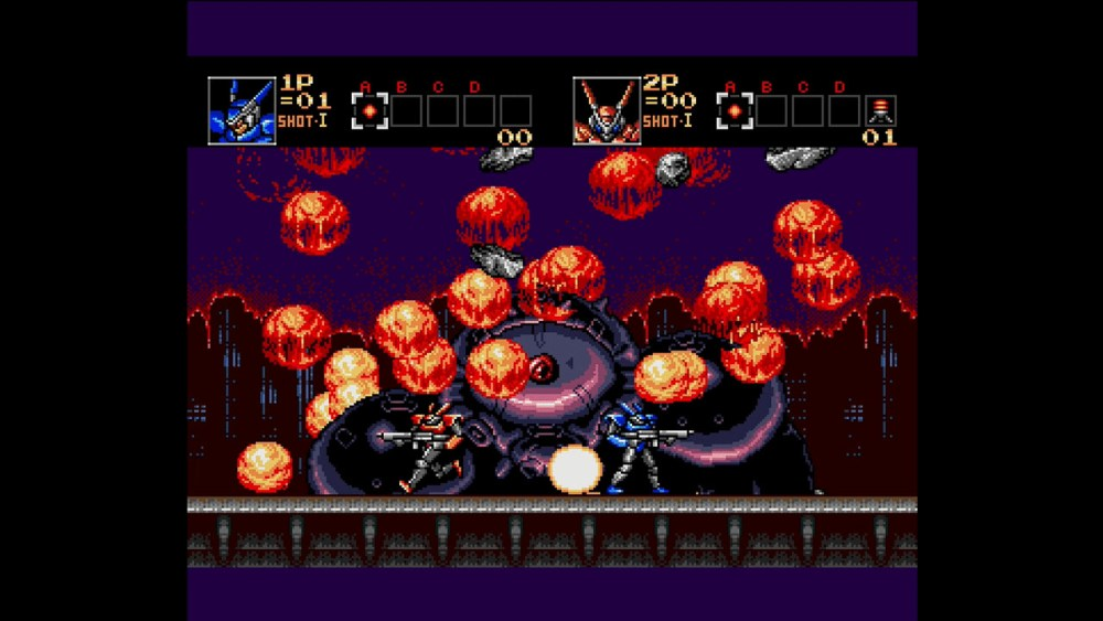 Contra Anniversary Collection Review Screenshot 2