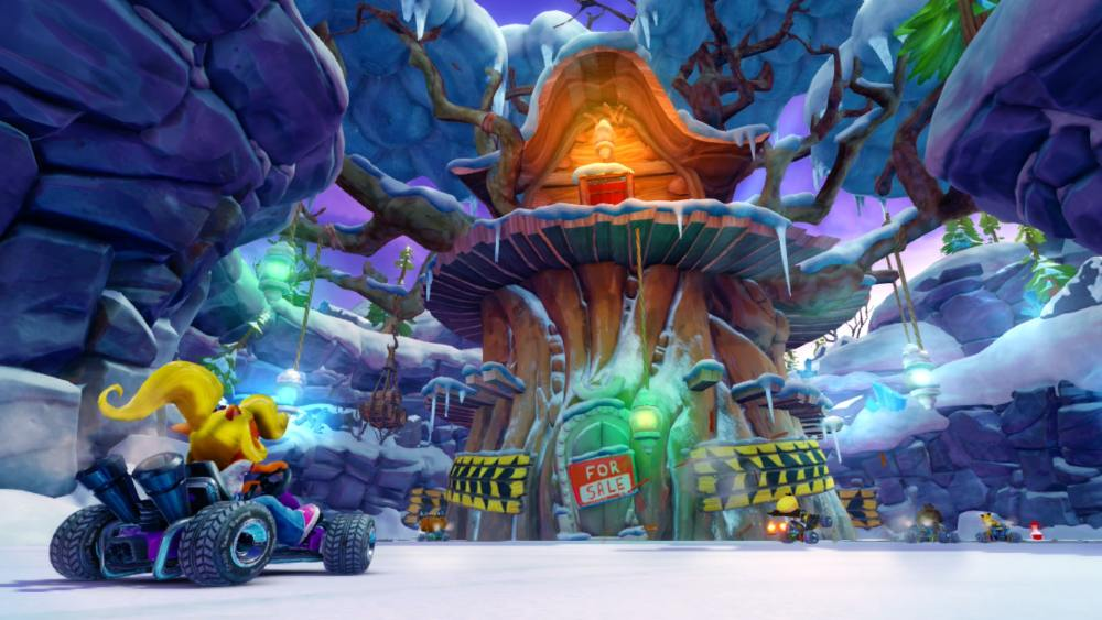 Crash Team Racing Nitro-Fueled Review Screenshot 2
