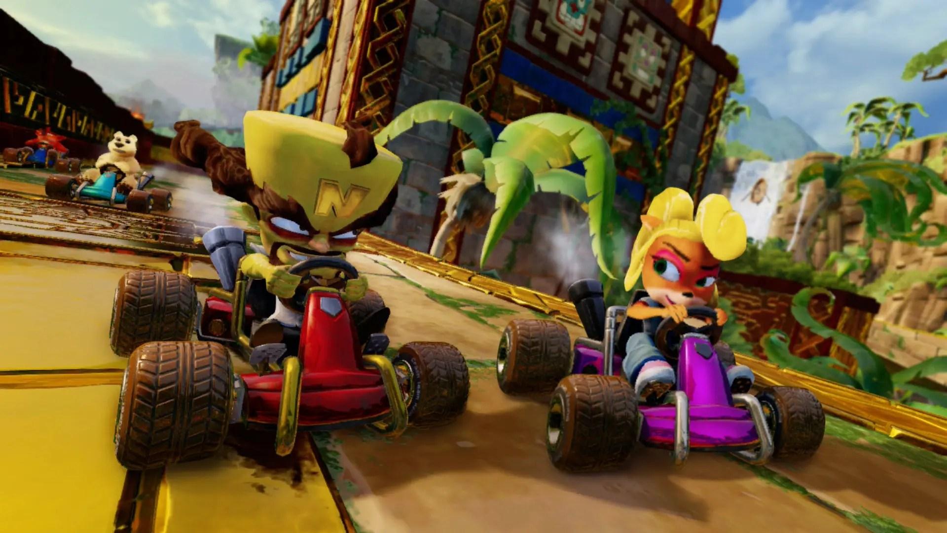 Crash Team Racing Nitro-Fueled Review Screenshot 3
