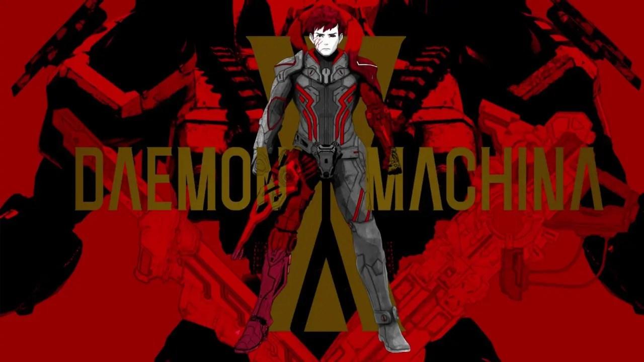 Daemon X Machina Logo