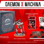 Daemon X Machina Orbital Limited Edition Photo