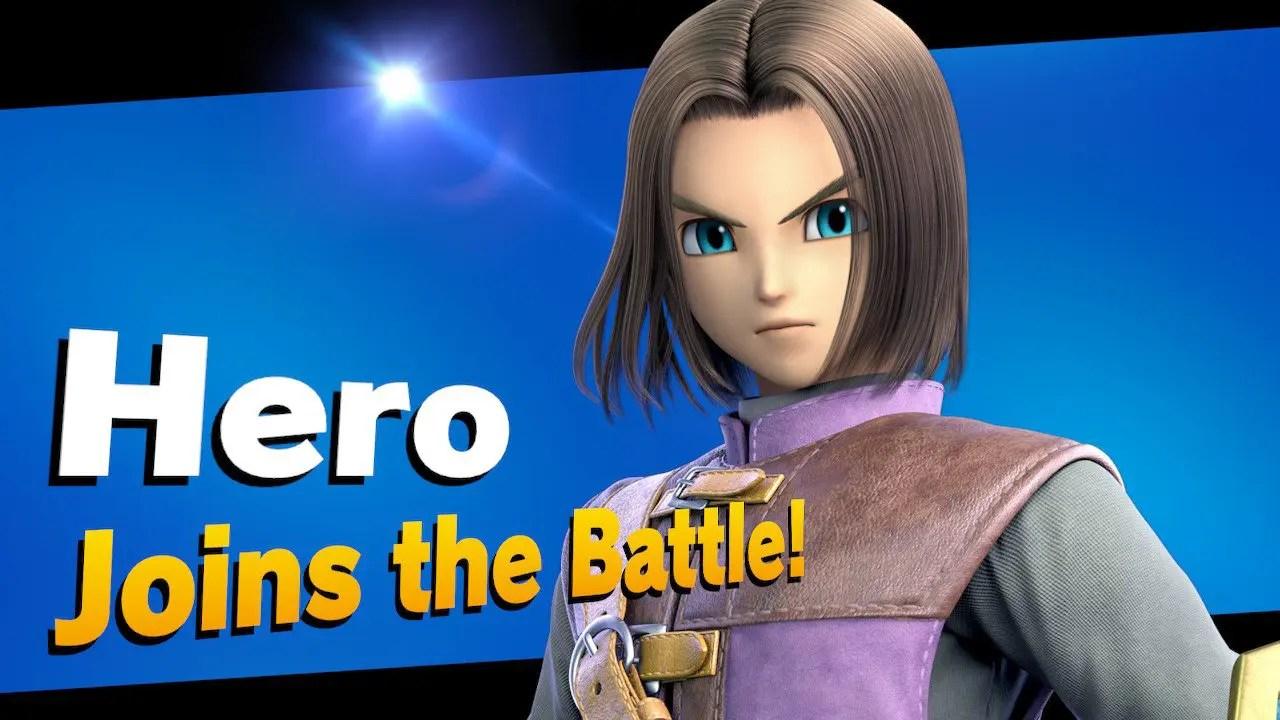 Dragon Quest Hero Super Smash Bros. Ultimate Screenshot