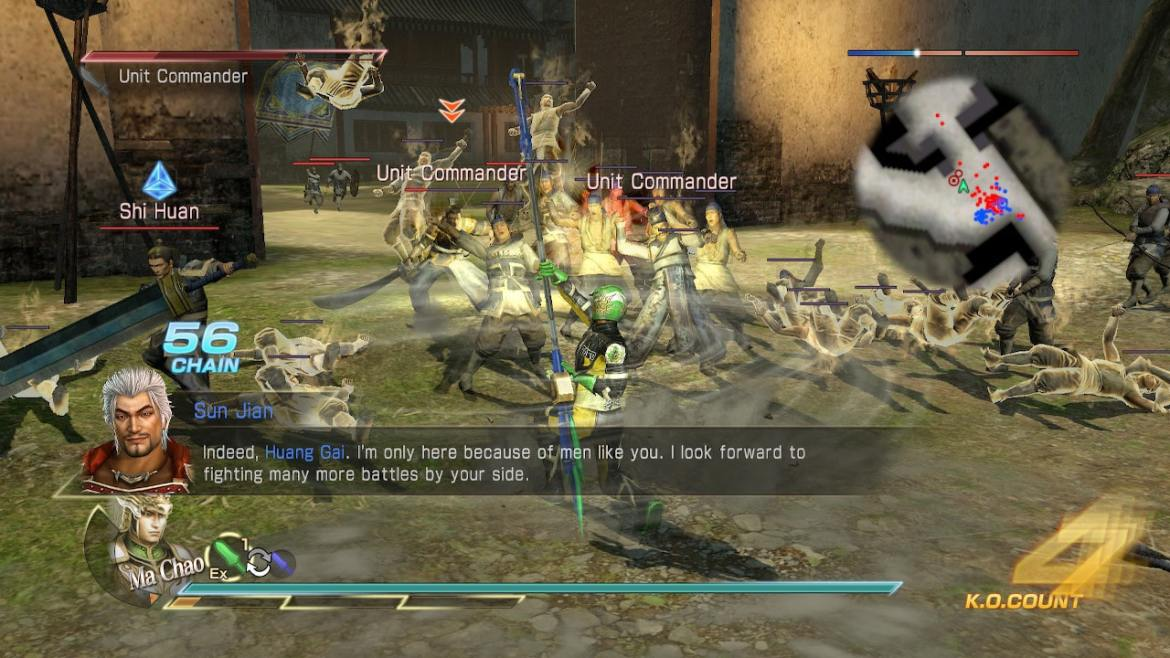 Dynasty Warriors 8 Xtreme Legends Definitive Edition Review Screenshot 2