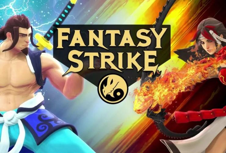 Fantasy Strike Logo