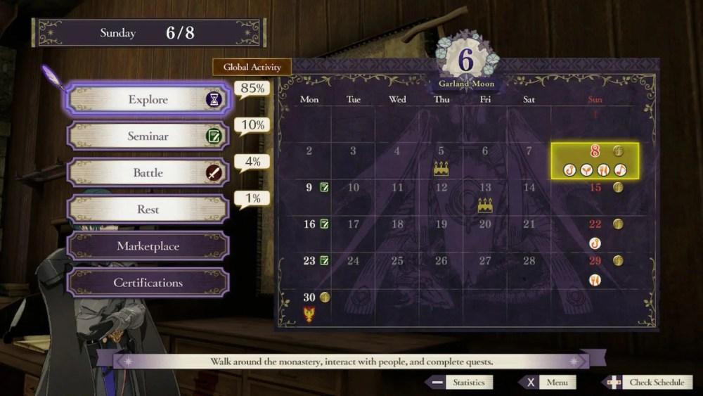 Fire Emblem: Three Houses Review Screenshot 4