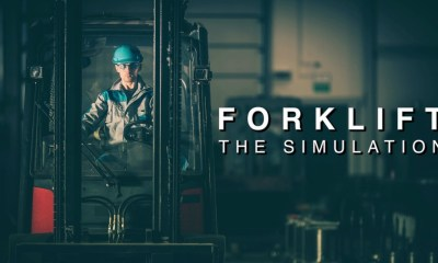 Forklift: The Simulation Logo