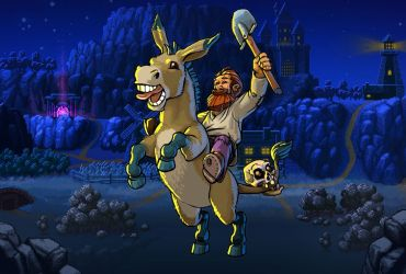 Graveyard Keeper Review Header