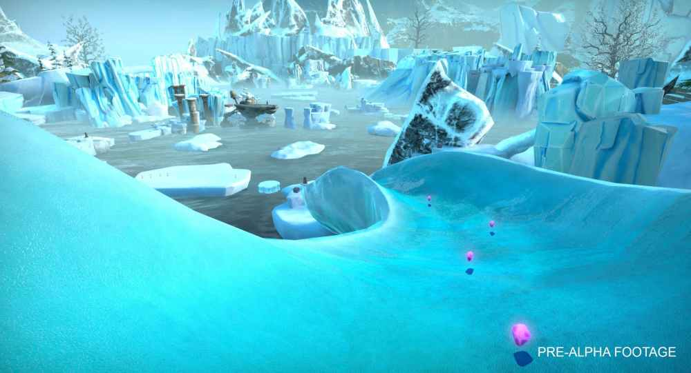 Ice Age: Scrat's Nutty Adventure Pre-Alpha Screenshot 3