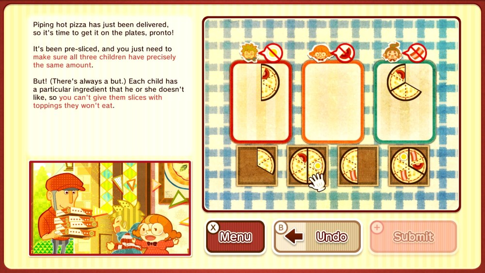 Layton's Mystery Journey: Katrielle and the Millionaires' Conspiracy Deluxe Edition Switch Screenshot 6