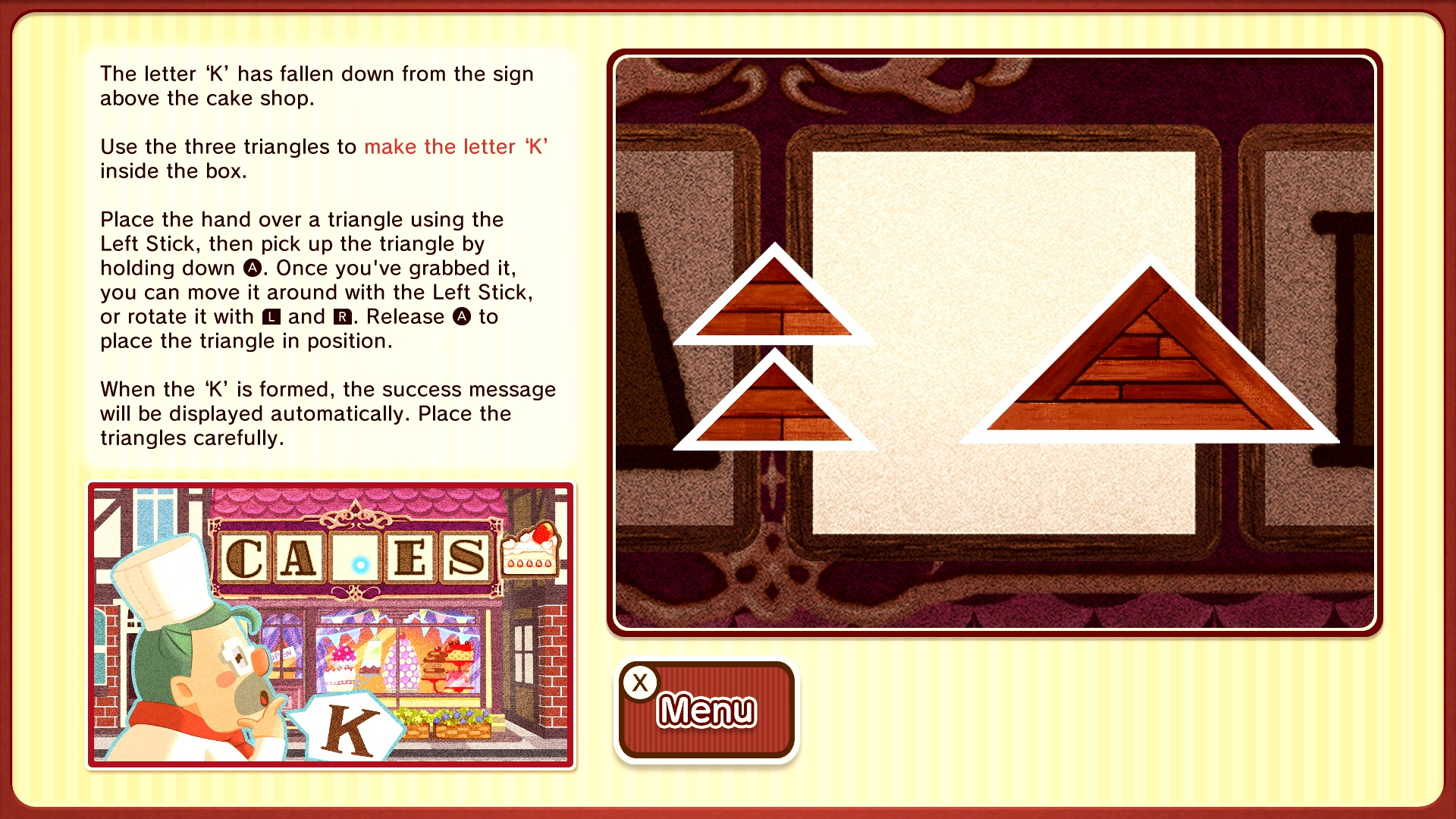 Layton's Mystery Journey: Katrielle and the Millionaires' Conspiracy Deluxe Edition Switch Screenshot 9