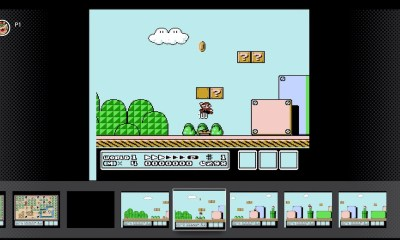 Nintendo Switch Online NES Games Rewind Feature Screenshot