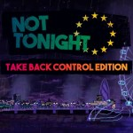 Not Tonight: Take Back Control Edition Logo