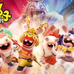 Rabbids Adventure Party Key Art