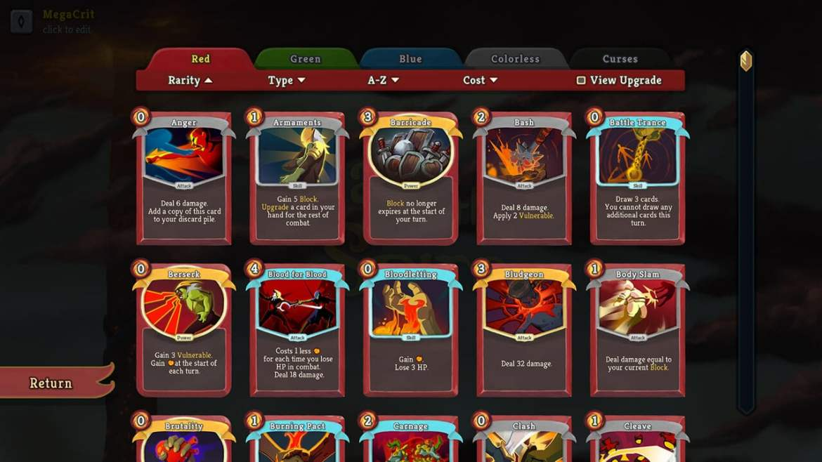 Slay The Spire Review Screenshot 2