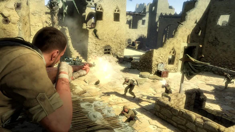 Sniper Elite 3 Ultimate Edition Nintendo Switch Screenshot 5