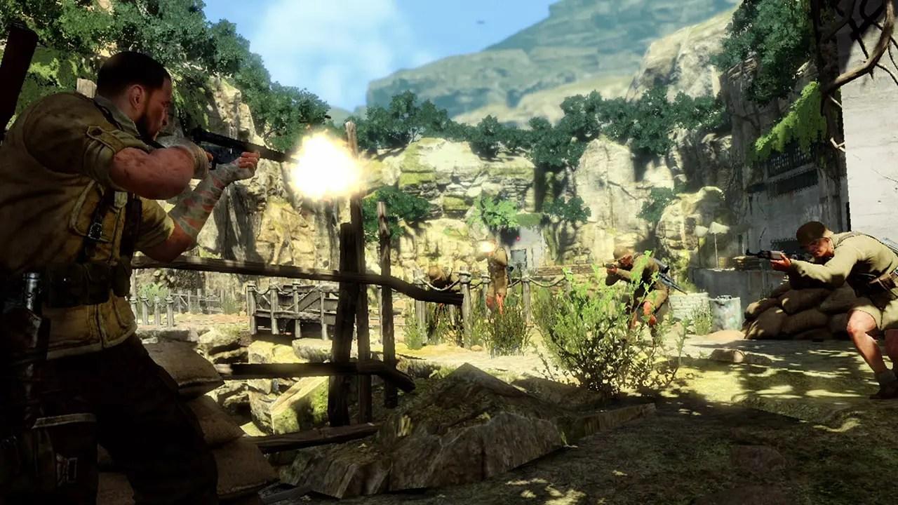 Sniper Elite 3 Ultimate Edition Nintendo Switch Screenshot 6