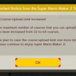 Super Mario Maker 2 Update Screenshot