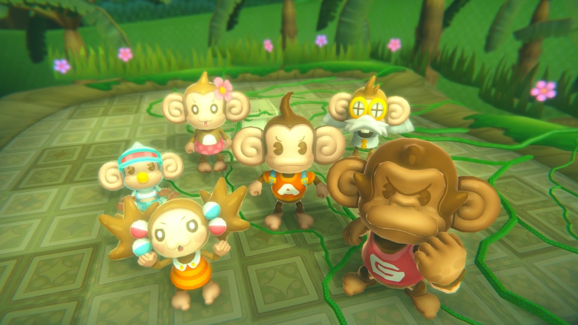 Super Monkey Ball: Banana Blitz HD Screenshot 1