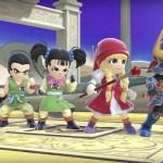 Super Smash Bros. Ultimate Dragon Quest Mii Fighter Costumes Screenshot