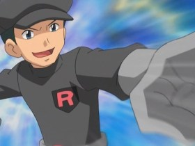 Team GO Rocket Grunt Screenshot